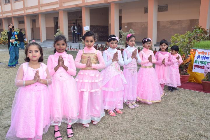 Mother Teresa Memorial School-Fancy Dress
