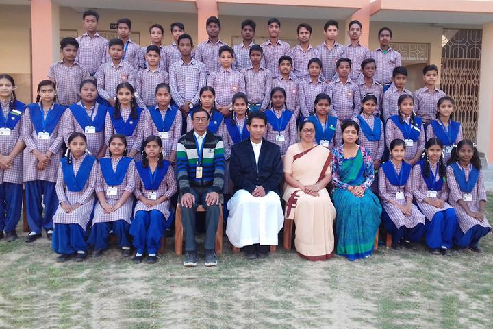 Mother Teresa Memorial School-Group Photo