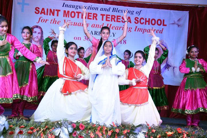 Mother Teresa Memorial School-Inaugaration