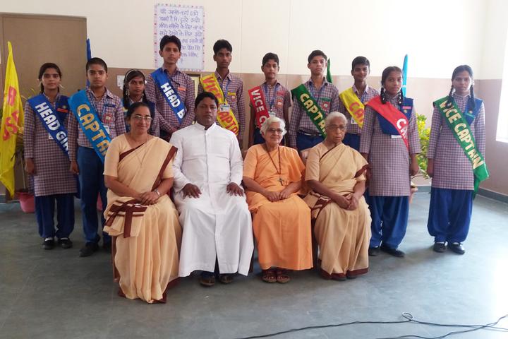 Mother Teresa Memorial School-Investiture Ceremony