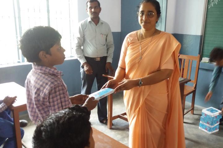 Mother Teresa Memorial School-Prize Distribution