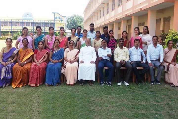 Mother Teresa Memorial School-Faculty Group Photo