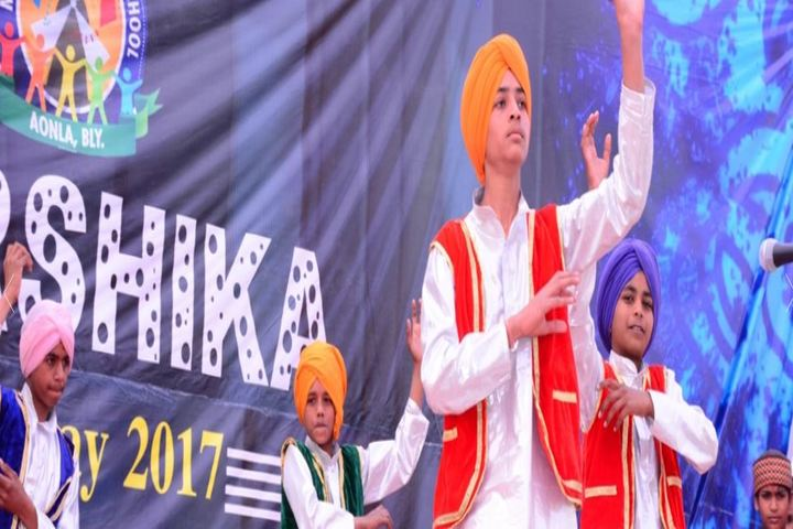 Mothers Pride Convent School-Annual day
