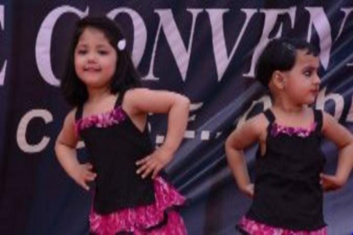 Mothers Pride Convent School-Dance Activity