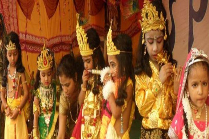 Mothers Pride Convent School-Janmasthami Celebrations
