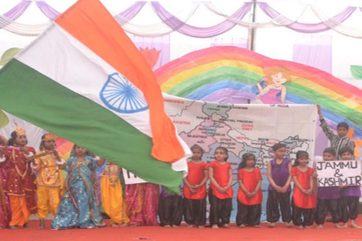 Mothers Pride Convent School-Republic day