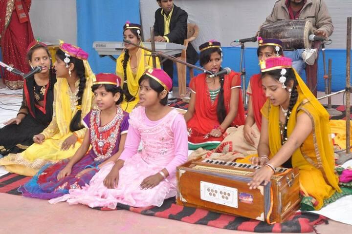 The Jaintpur Public School-Cultural Programme