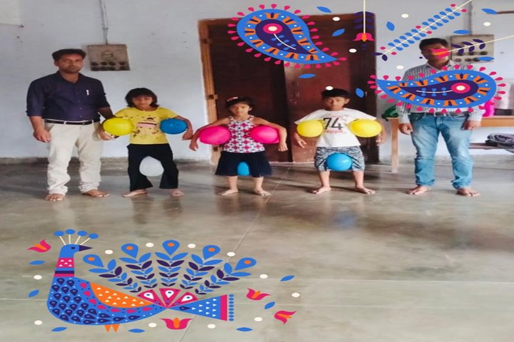 The Jaintpur Public School-Classroom Activity