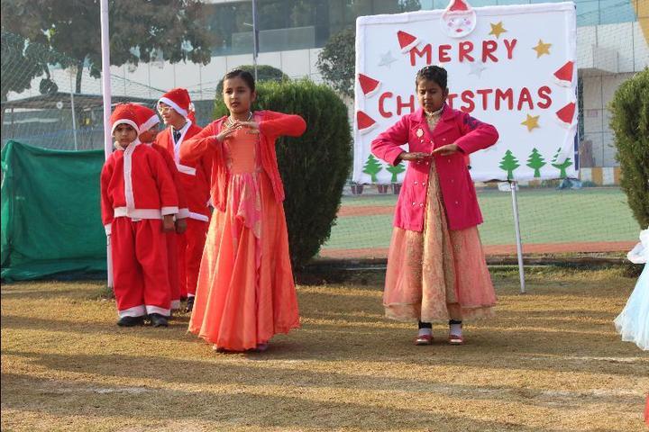Mount Litera Zee School-Christmas Celebrations