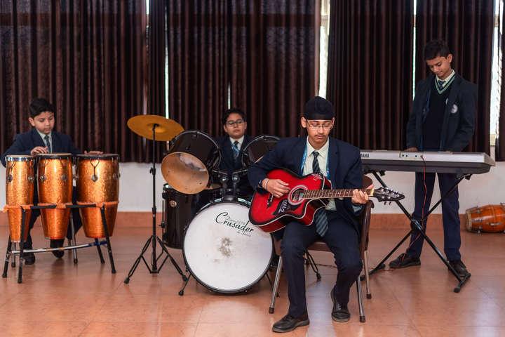 Mount Litera Zee School-Music Room