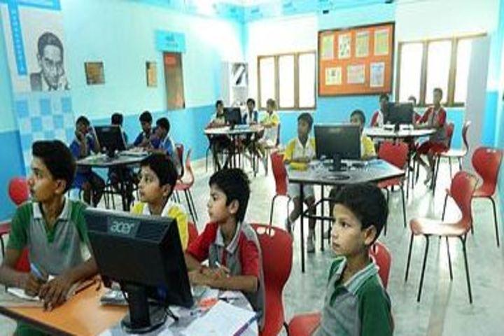 Mount Litera Zee School-Maths Lab