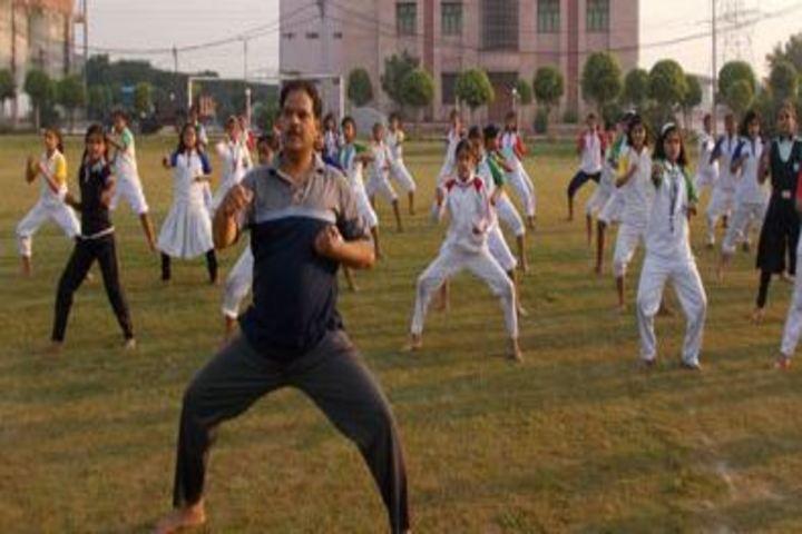 Mount Litera Zee School-Self Defence
