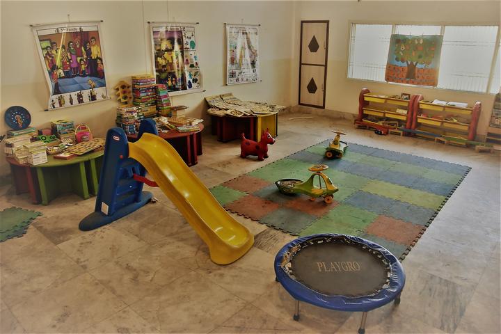 Mount Litera Zee School-Activity Room