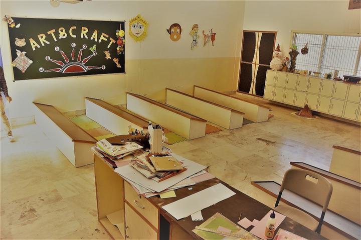 Mount Litera Zee School-Art Room