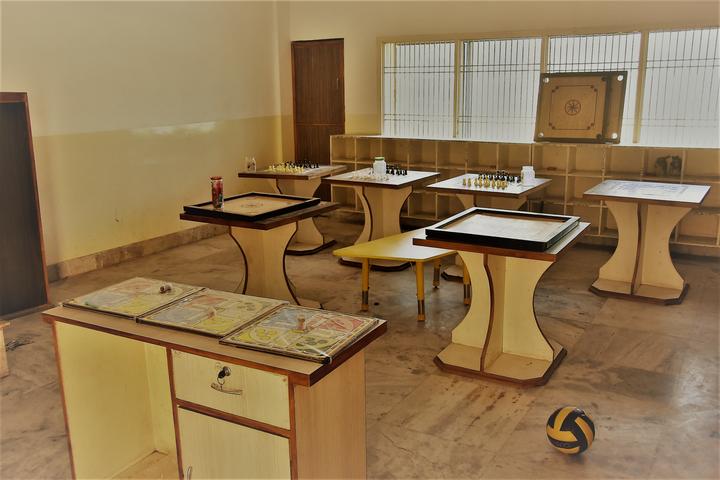 Mount Litera Zee School-Sports Room