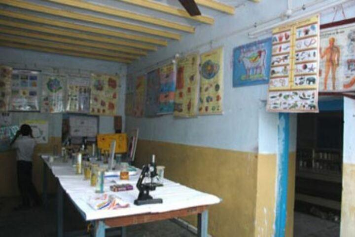 Durga Public School-Biology Lab