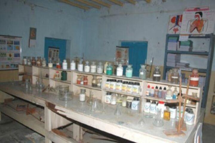 Durga Public School-Chemistry Lab