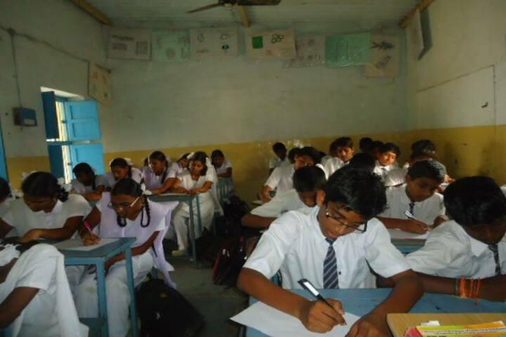 Durga Public School-Classroom
