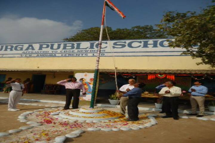 Durga Public School-Independence Day
