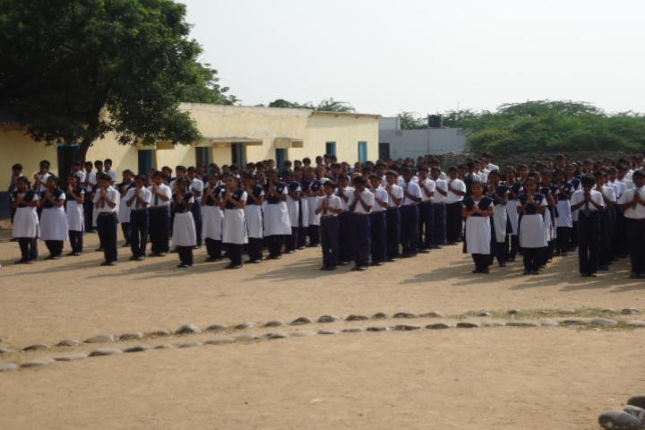 Durga Public School-Morning Assembly