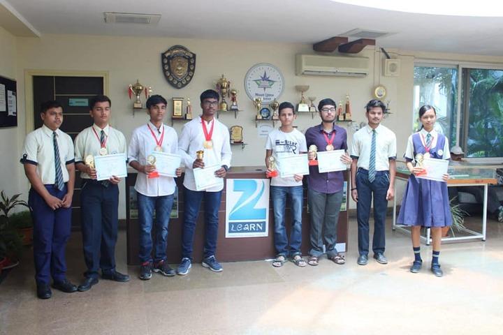 Mount Litera Zee School - Award