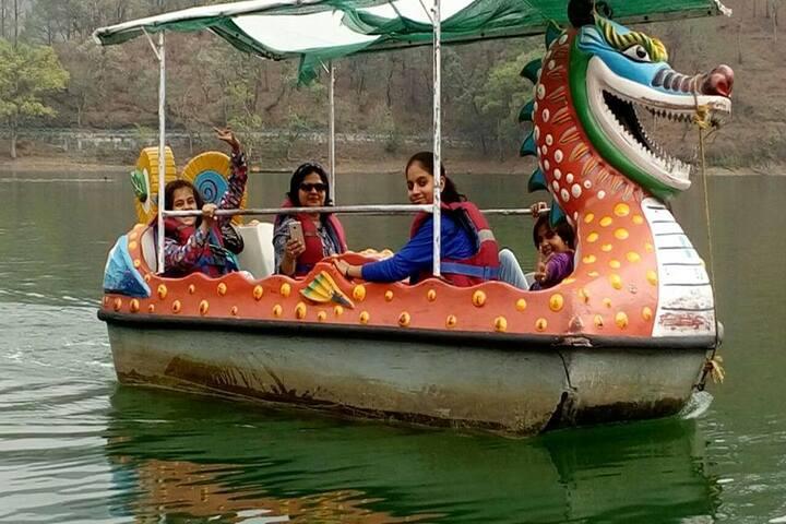 Mount Litera Zee School - Boating