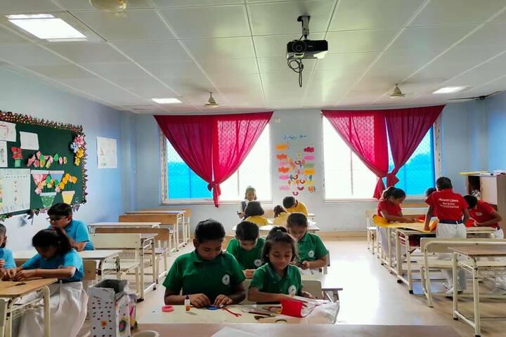 Mount Litera Zee School - Classroom