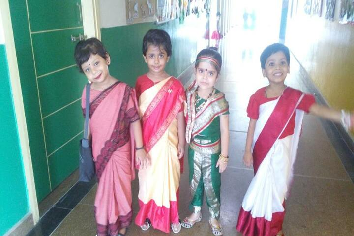 Mount Litera Zee School - Fancy dress