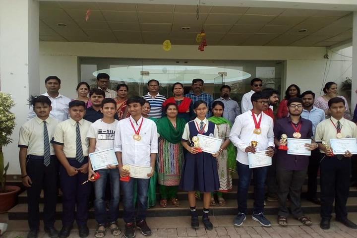 Mount Litera Zee School - Medals