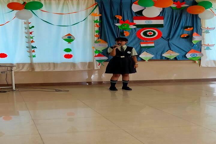 Mount Litera Zee School - Story telling