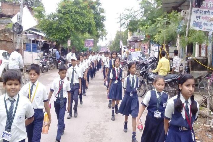 Mount Litera Zee School-Rally For Social Awareness