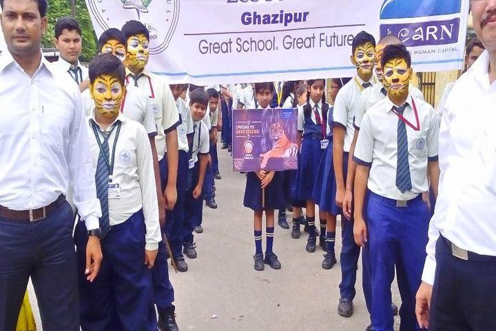 Mount Litera Zee School-Tiger Day