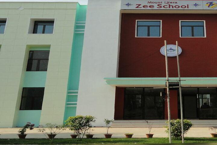 Mount Litera Zee School-Campus View