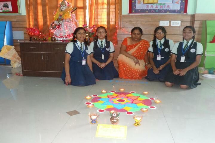 Mount Litera Zee School-Festival Celebrations
