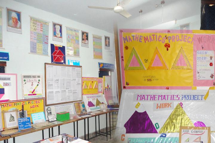 Mountain View City Public School-Maths Lab