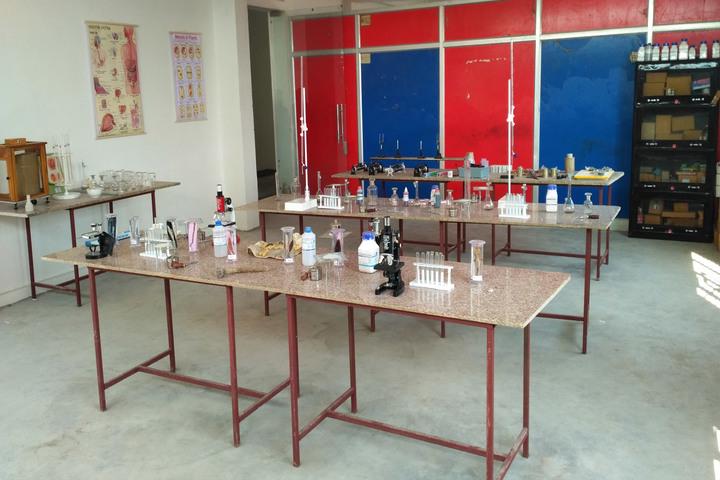 Mountain View City Public School-Science Lab