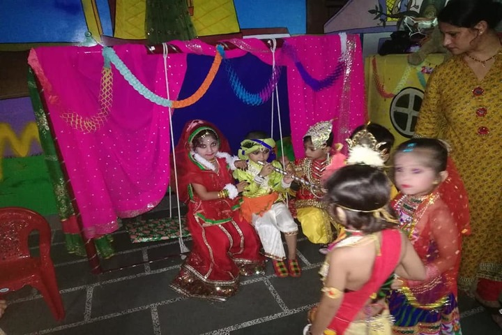 MSA Excellence Academy-Janmasthami Celebrations