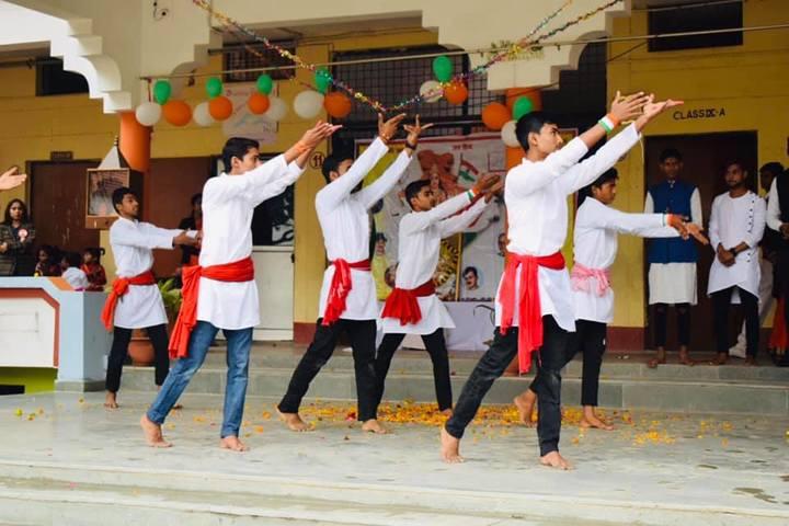 Munshi Ramanand Singh School - Dance