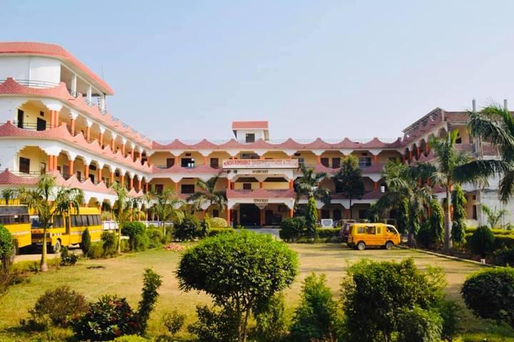 Munshi Ramanand Singh School - School Building