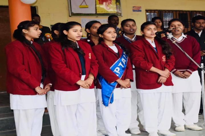 Munshi Ramanand Singh School - Singing