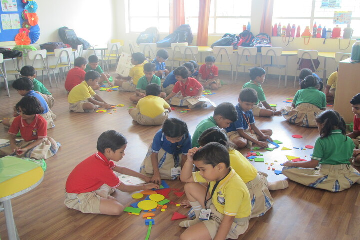 The Tribhuvan School-Activity Room