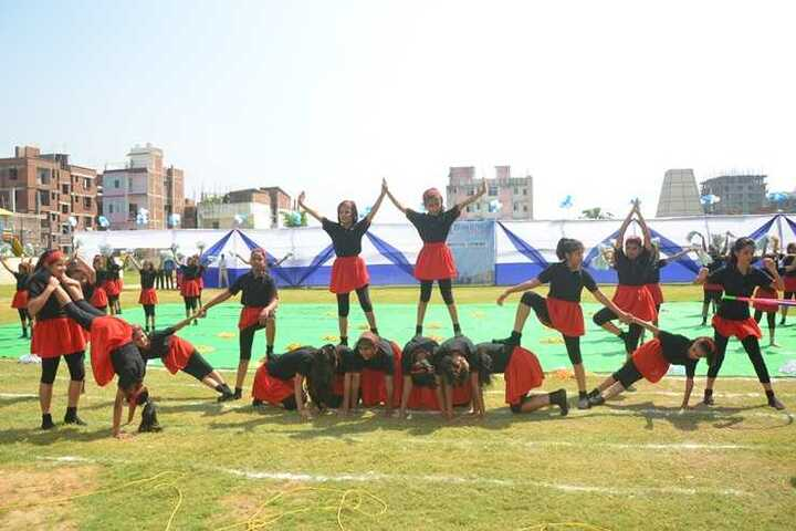 The Tribhuvan School-Annual Sports Meet