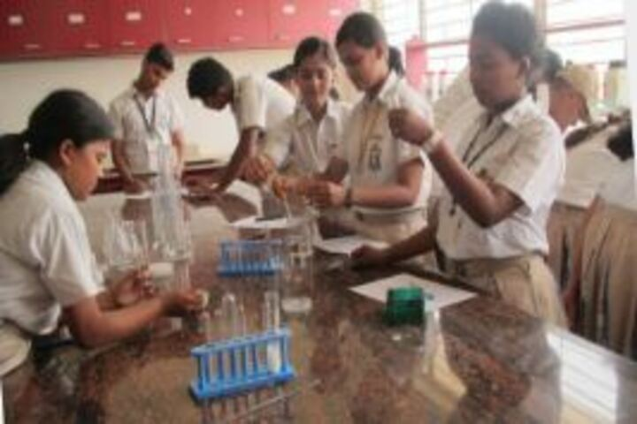 The Tribhuvan School-Physics Lab