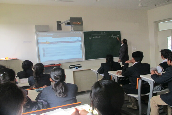 The Tribhuvan School-Smart Class