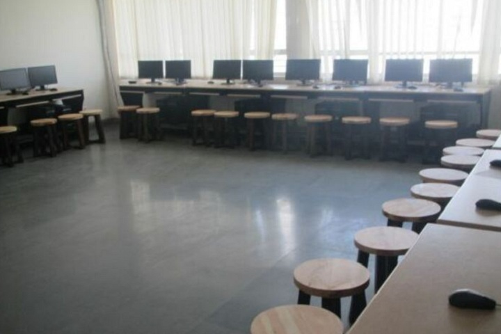 The Tribhuvan School-Computer Lab
