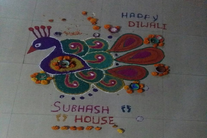 Mussoorie Public School - Diwali Celebrations