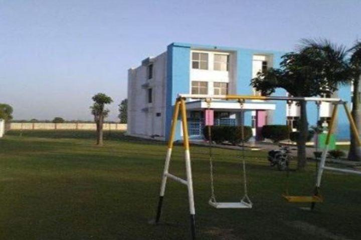 Mussoorie Public School - Games Area