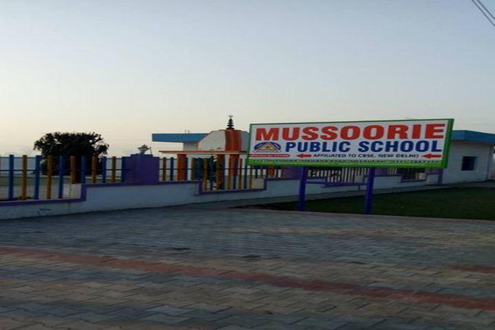Mussoorie Public School - School Board