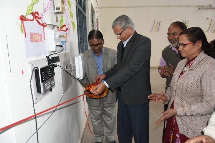 NE Railway Senior Secondary School-Digitalization Cell