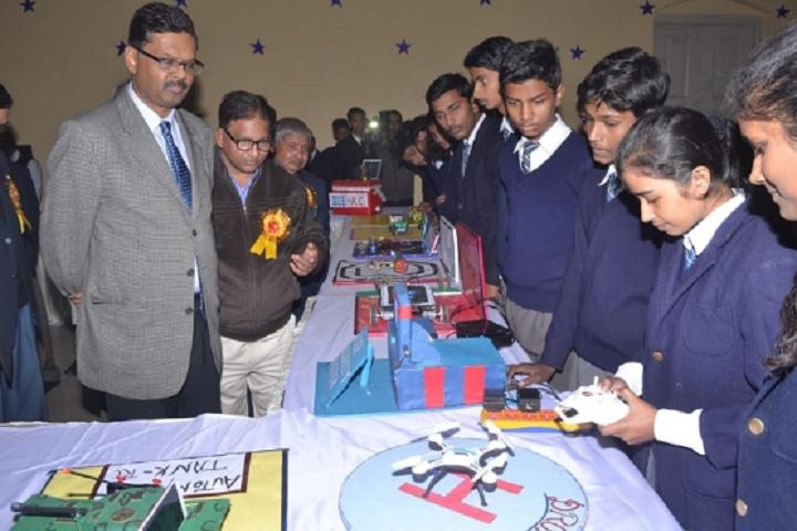 NE Railway Senior Secondary School-Science Exhibition1